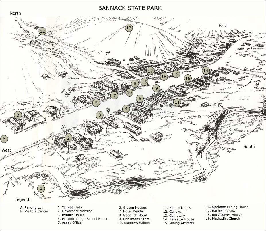 Yellowstone And Beyond 2013 Travel Log