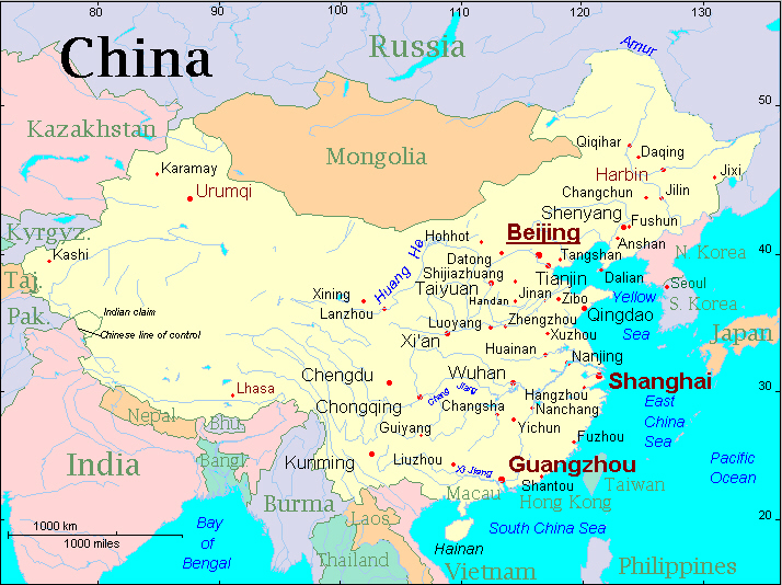 Map Of Asia Resources.Map And Travel Resources