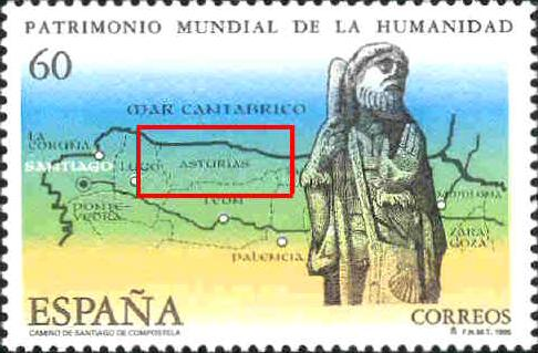 World Heritage Sites in Spain